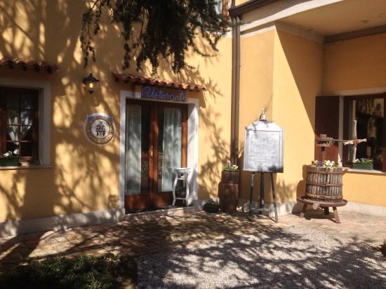 Ristorante Albertini: Фасад