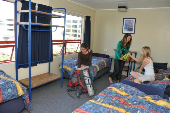 YHA Auckland City multi-share