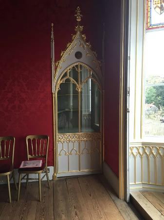 Strawberry Hill House: The Great North Bedchamber