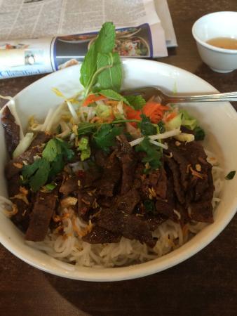 Pho Saigon Basil