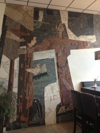 Hotel Franziskushoehe: Lobby area.