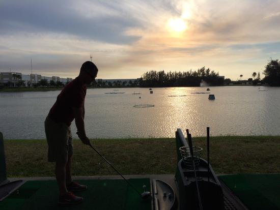 Aqua Golf Driving Range