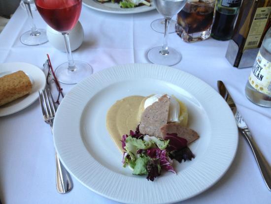 Hotel Balneario Vichy Catalan : Almuerzo