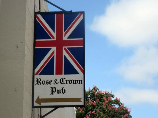 Photo of Nightclub The Rose and Crown at 547 Emerson St, Palo Alto, CA 94301, United States