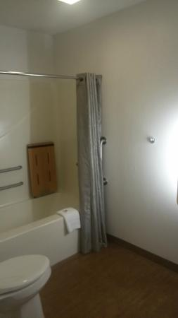 Motel 6 Lake George: Bagno