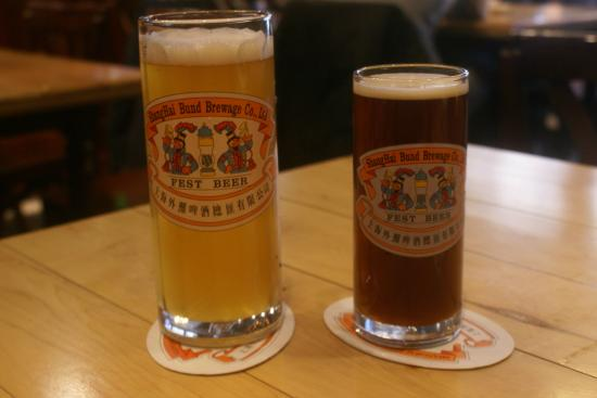 WaiTan PiJiu ZongHui: Good german Style Beers