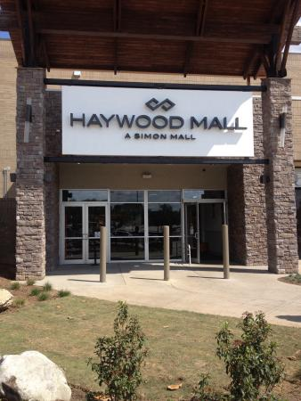 ‪Haywood Mall‬