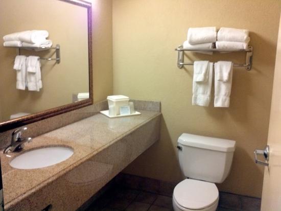 Holiday Inn Express Hotel & Suites Lake Charles: clean clean clean