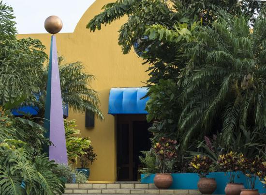 Alajuela, Kostaryka: Xandari Entrance