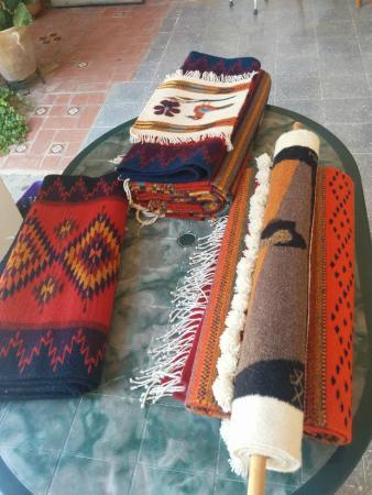 Isaac Vasquez Studio : The rugs we bought