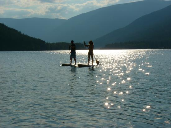Nelson Whitewater Rafting Co.: Evening Stand Up Paddleboarding