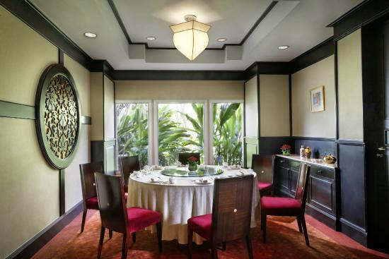 Fu lu zu restaurant vip room picture of sofitel phnom for Cuisine vipp