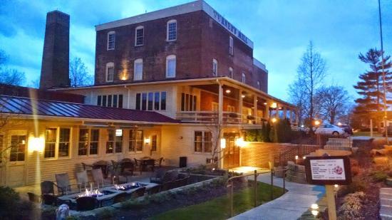 Hudson Ohio Restaurants Turners Mill