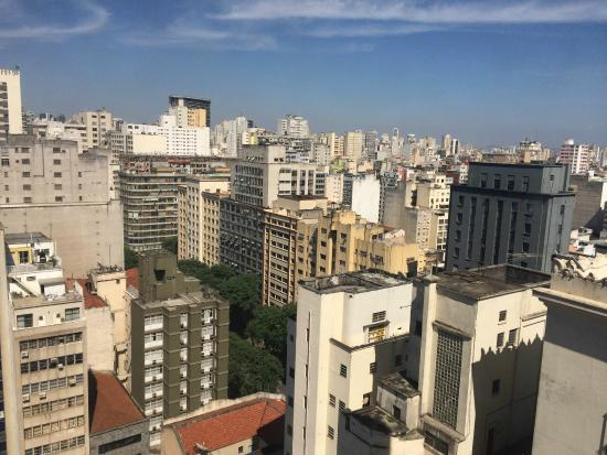 Dan Inn Planalto: Mais uma do amanhecer
