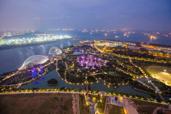 Photo of Botanical Garden Gardens by the Bay at 18 Marina Gardens Drive, Singapore 018953, Singapore