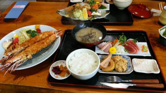 Oshokujidokoro Kanemitsu Suisan
