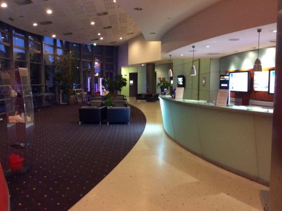 Novotel Venezia Mestre: Lobby hotel