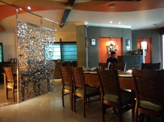 Udaipuri: Nice Work with Kitchen Utensils...