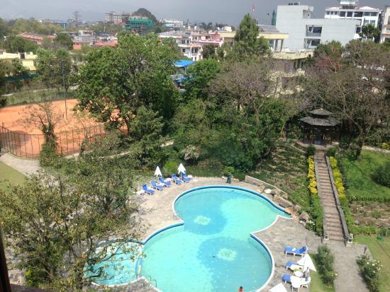 Hotel Yak Yeti View From Room 648