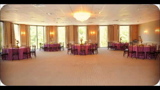 Marshalls Creek, PA: The banquet room