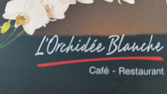 orchidee blanche apprieu