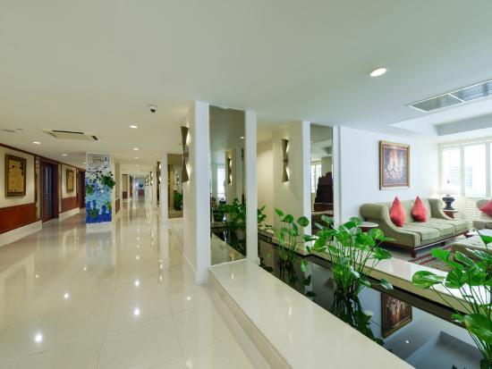 Centre Point Sukhumvit Thong Lo : Lobby