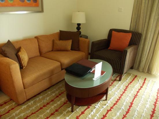 Oakwood Residence Shanghai: lovely apartment