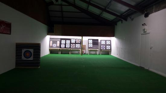 ‪County Antrim Archery Centre‬