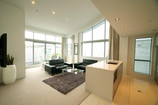 Distinction Wellington, Century City Hotel: 2 Bedroom Penthouse Suite