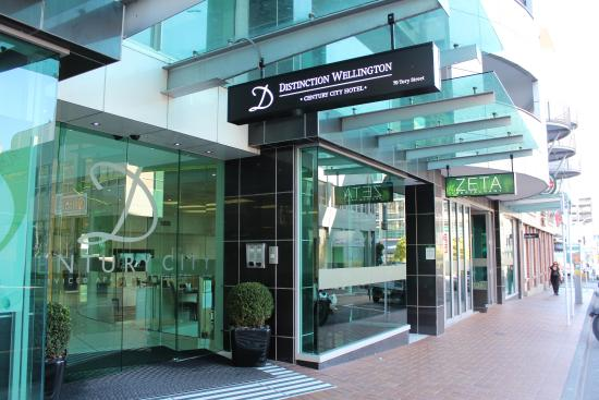 Distinction Wellington, Century City Hotel: Exterior