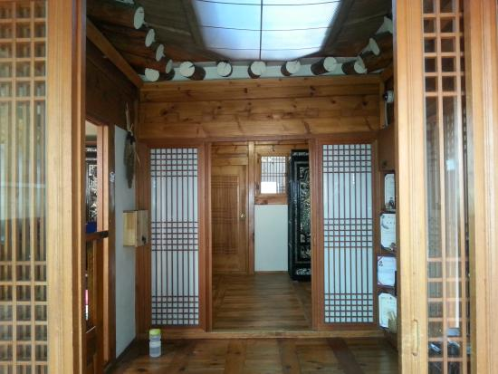Bukchonmaru Hanok Guesthouse: The heart of the house