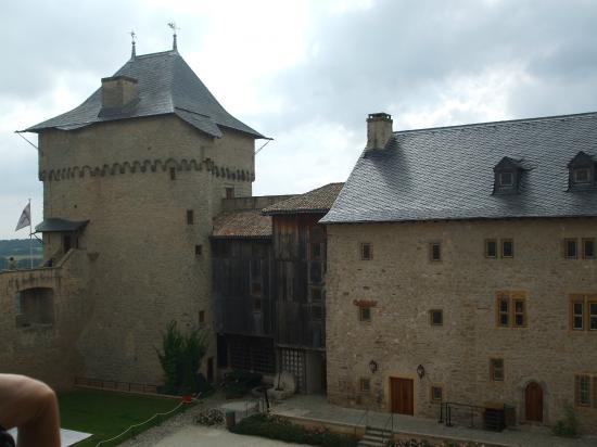 Château de Malbrouck : 1