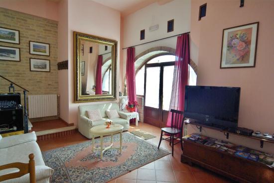Bed & Breakfast Villa Fiorita: Spazio comune