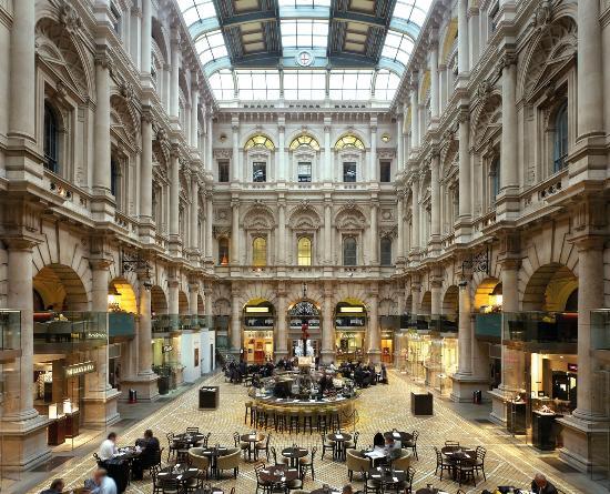● Banque d'Angleterre