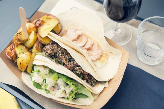 Ouh La La! - Cantine St Martin : Les Tacos Ouh Là Là!