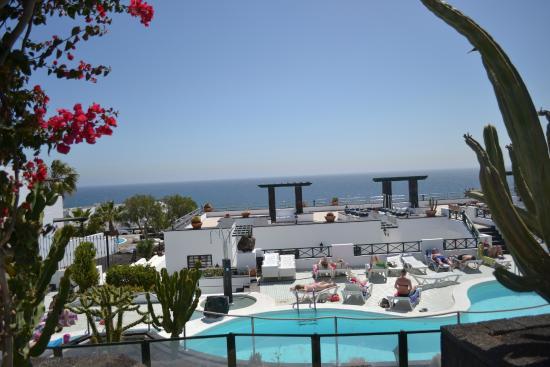 Apartamentos La Morana: vista desde la habitación