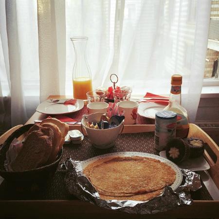 Bayan Bed n Breakfast: beakfast