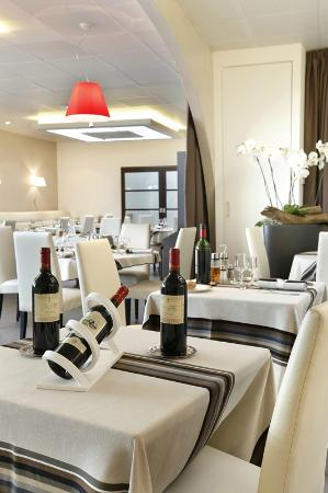 Les Thermes de l'Avenue : Restaurant Lou Caçairot