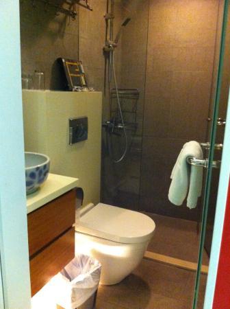 Hotel Pandora : 浴室