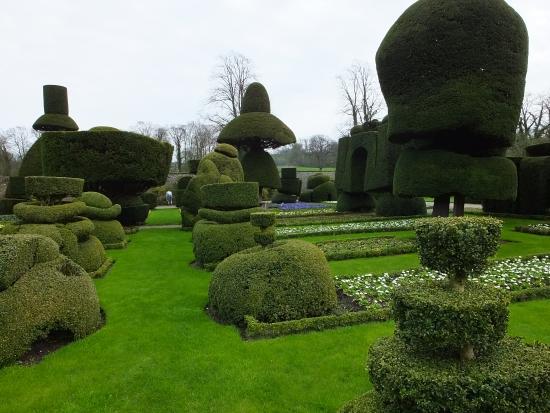 Kendal, UK: great gardens