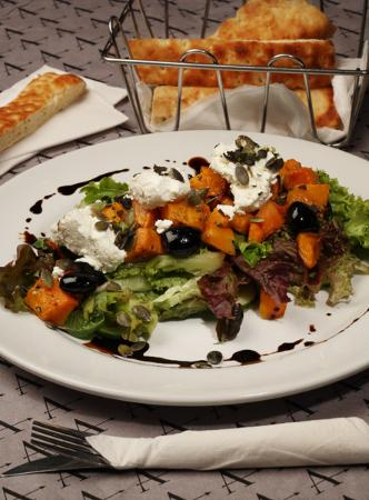 Andiamo : the best salad in town
