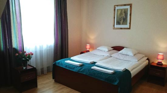 Hotel Pod Kamykiem: Double room/single room