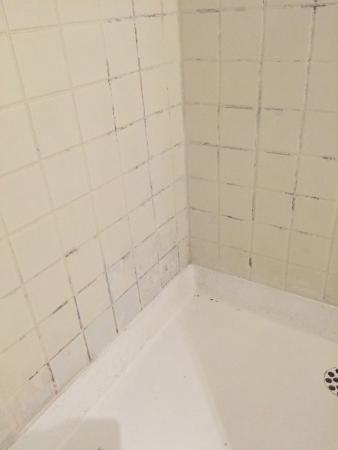 Mercure North Melbourne : Shower