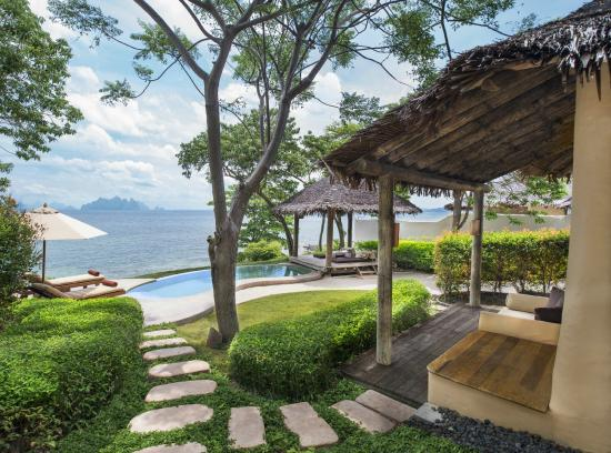 The Naka Island, A Luxury Collection Resort & Spa Phuket: Seaview Pool Villa