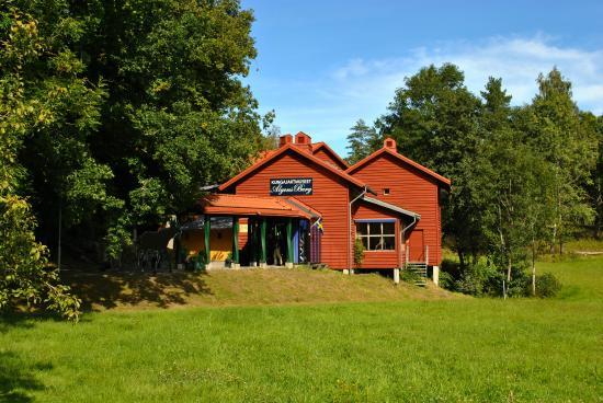 Kungajaktmuseet Algens Berg