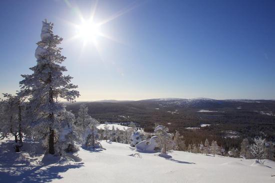Salla Ski Resort: Sun