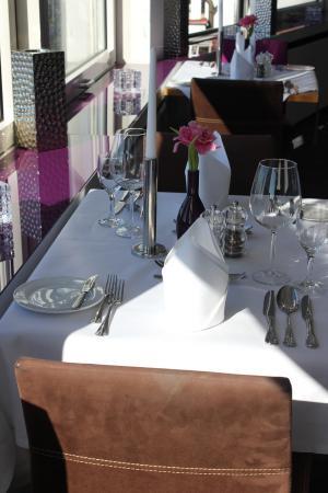 Seevital Hotel Schiff: Tisch für zwei