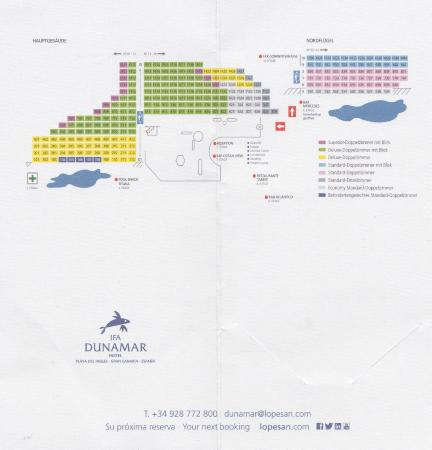 Corallium Dunamar By Lopesan Hotels : Room overview