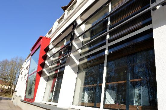 Bibliotheque-Mediatheque de Vittel