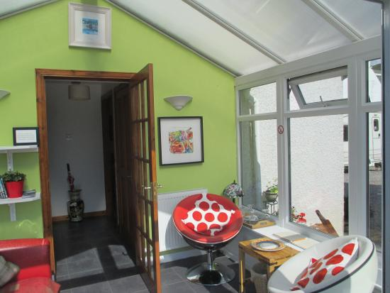 Rooms at Elmbank: Our Garden Room